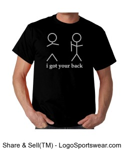 I got your back Design Zoom